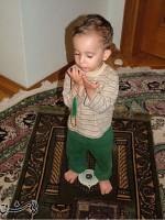 شعر قنوت نماز برای کودکان