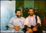 تصاویر شهید مرتضی آوینی در پاکستان