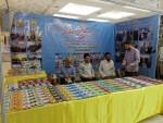 حضور موسسه فرهنگی فلق رایانه در هفتمین نمایشگاه ملی کتاب دفاع مقدس