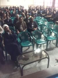برگزاری جلسه آموزشی محاسن و آسیب های فضای مجازی در مدارس پیربکران