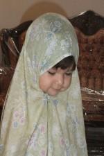 اشعار کودکانه برای نیت نماز