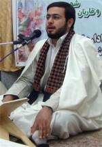 مصاحبه با قاری بین الملی قران مرحوم  محسن حاجی حسنی کارگر