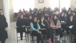 برگزاری دوره آموزشی آسیب شناسی فضای مجازی در دبیرستان خدیجه کبری